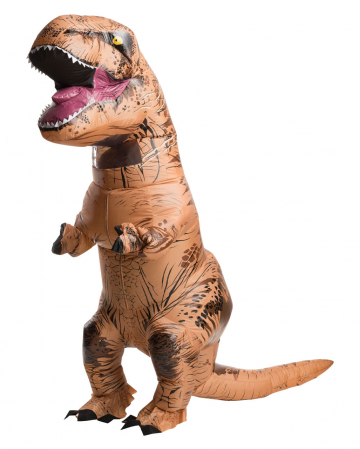 Aufblasbares T-Rex Kostüm