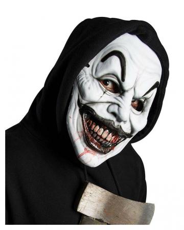 Terror Clown Mask