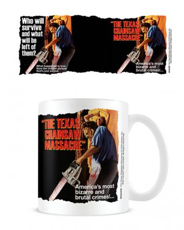 Texas Chainsaw Massacre Becher