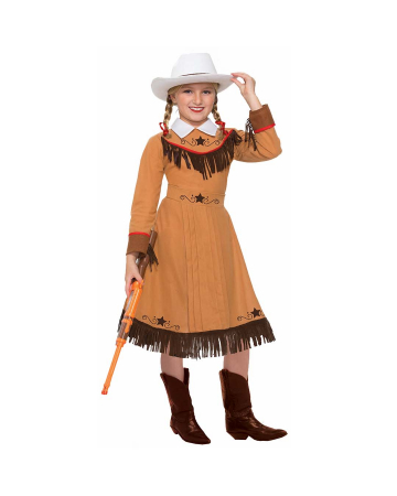 Texas Westerngirl Kinderkostüm