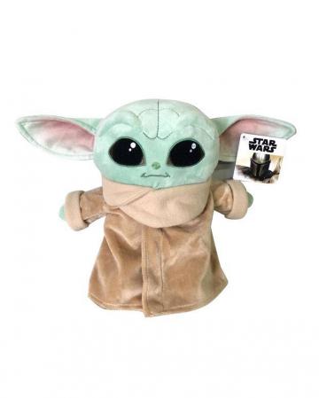 Baby Yoda Grogu Plush Figure 25cm