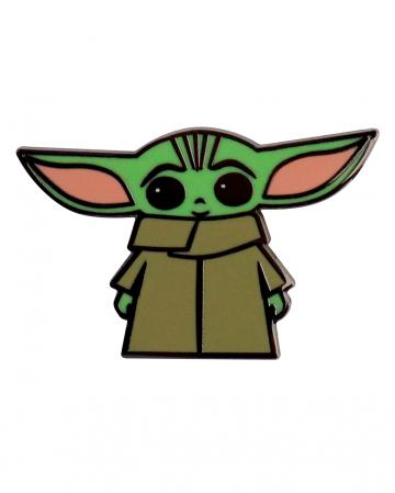 """The Mandalorian Baby Yoda """"Grogu"""" Pin Button"""