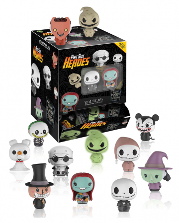 The Nightmare Before Christmas Pint Sized Funko