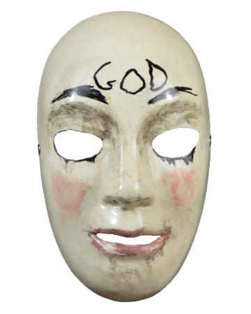 The Purge Anarchy God Mask