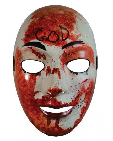 Blood God Maske The Purge