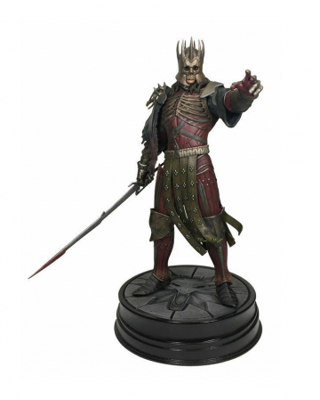 The Witcher 3 Eredin King Of The Wild Hunting Figure