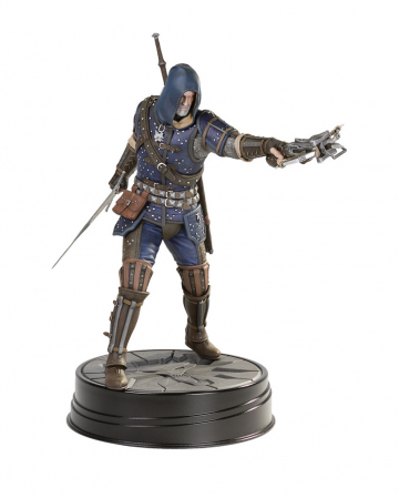 The Witcher 3 Geralt Grandmaster Feline Figur 28cm