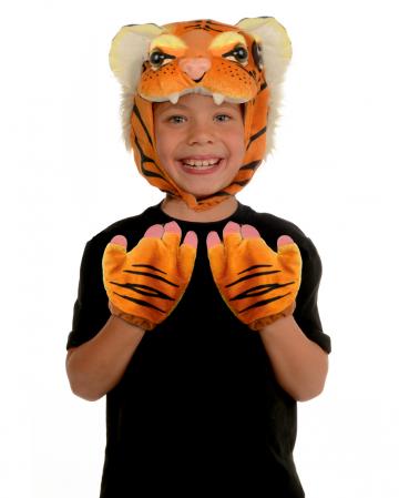 Tiger Verkleidungsset für Kinder
