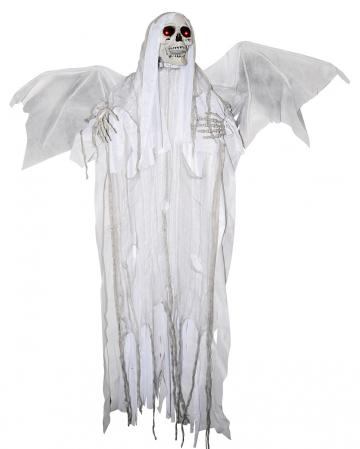 Todesengel mit schlagenden Flügeln