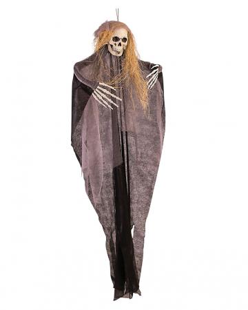 Totenschädel Fetzengeist Hängefigur 152 cm