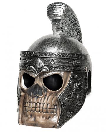 Totenschädel Gladiator Helm