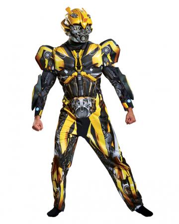Transformers Bumblebee Muskelkostüm Deluxe
