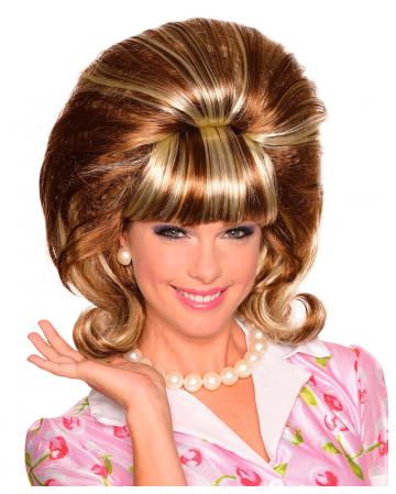 Tupierte Miss Conception Wig Red-Blond