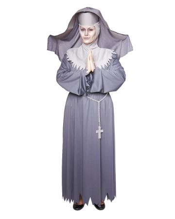 Unbarmherzige Nonne Kostüm
