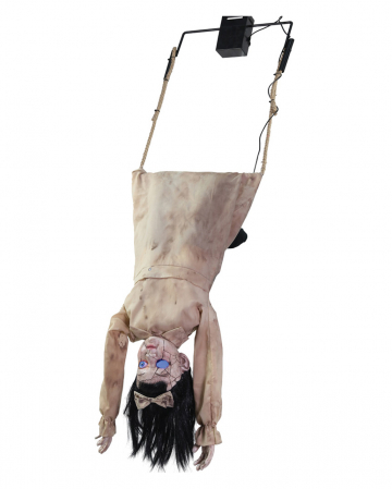 Upside Down Doll Animatronic