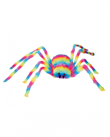 UV Light Active Giant Spider