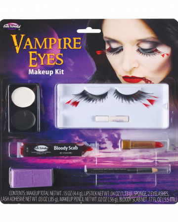 Augen Vampire Make-up Kit
