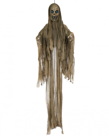 Cursed Mummies Hanging Figure With Light