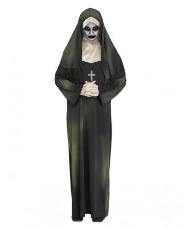 Verfluchtes Horror-Nonnen Kostüm