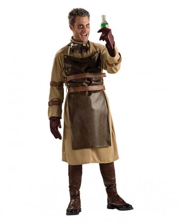 Crazy scientist costume