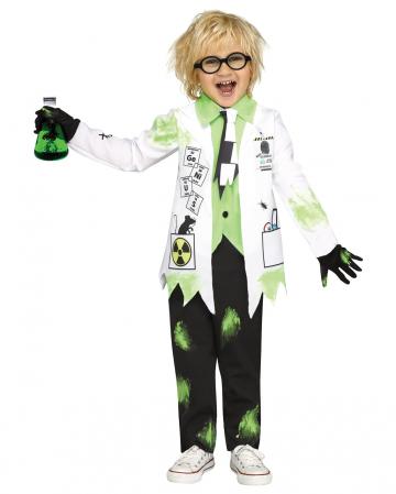 Crazy Professor Toddler Costume
