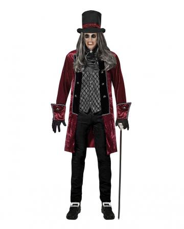 Victorian Vampire Men Costume