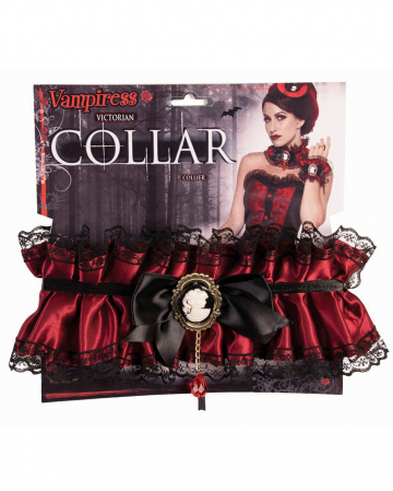 Victorian Vampire Bride Necklace