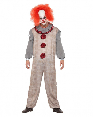 Vintage Killer Clown Kostüm