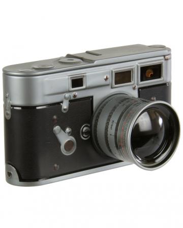 Vintage Tin Can Camera