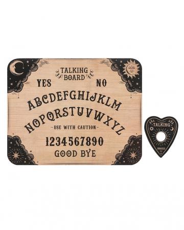Vintage Ouija Hexenbrett mit Zeiger