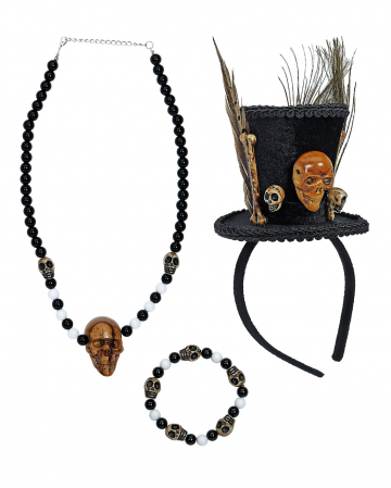 Voodoo Shaman Costume Accessories Set