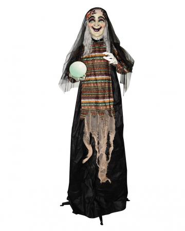 Fortune Teller Animatronic Standing Figure 170cm
