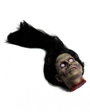 Weiblicher Zombie Schädel