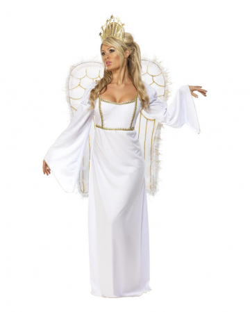 Christkind Kostüm mit Flügel