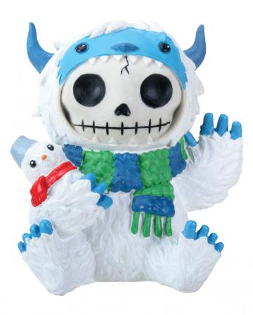 Furrybones Figur - White Yeti groß