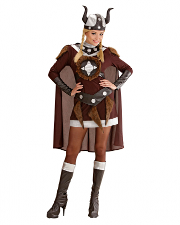 Wikinger Walküre Viktoria Kostüm