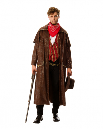 Wild West Sheriff Costume For Adults