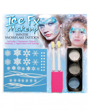 Schneeflocken FX Make Up Kit