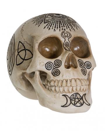 Hexenkunst Totenschädel
