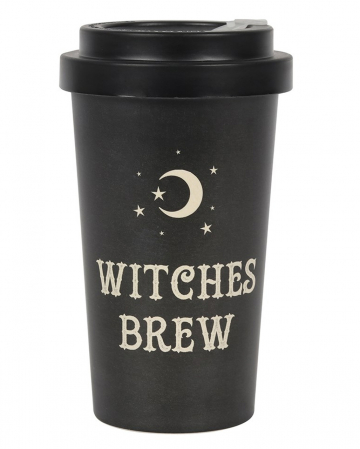 Witches Brew To Go Bamboo Mug