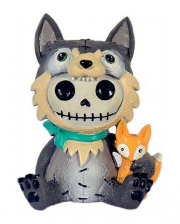 Furrybones Figur - Wolfgang klein