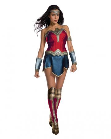 Wonder Woman Damenkostüm Justice League