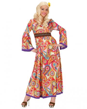 Woodstock Hippie Damen Kostüm