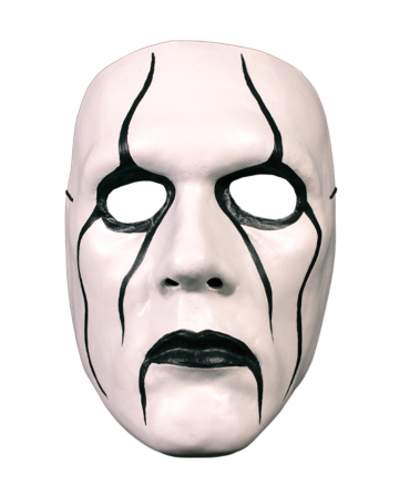 WWE Sting Plastic Mask