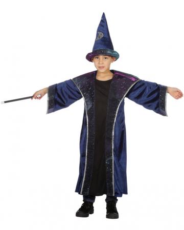 Kinderkostüm Zauberer Koralis