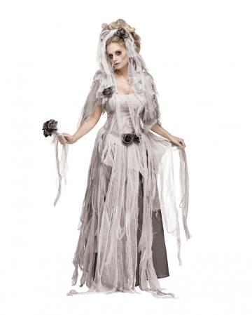 Tattered Cemetery Bride Costume