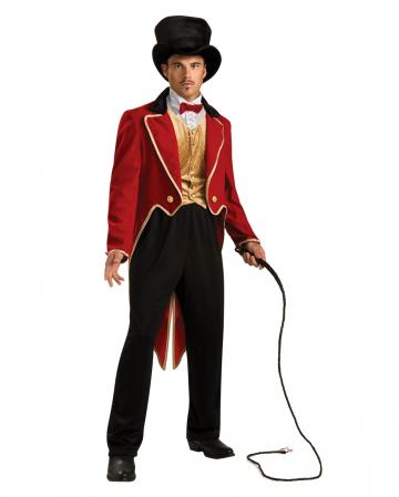 Ringmaster Costume Deluxe