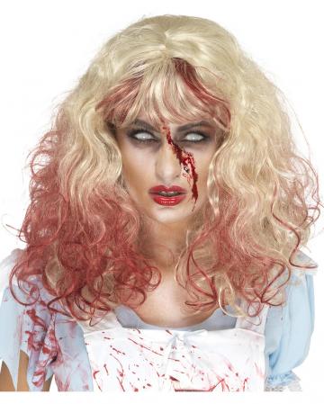 Bloody Zombie Alice Wig