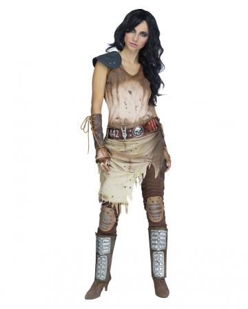 Zombie Apocalypse Warrior Costume