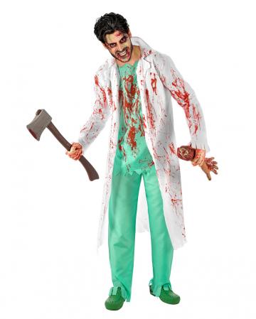 Zombie Surgeon Costume